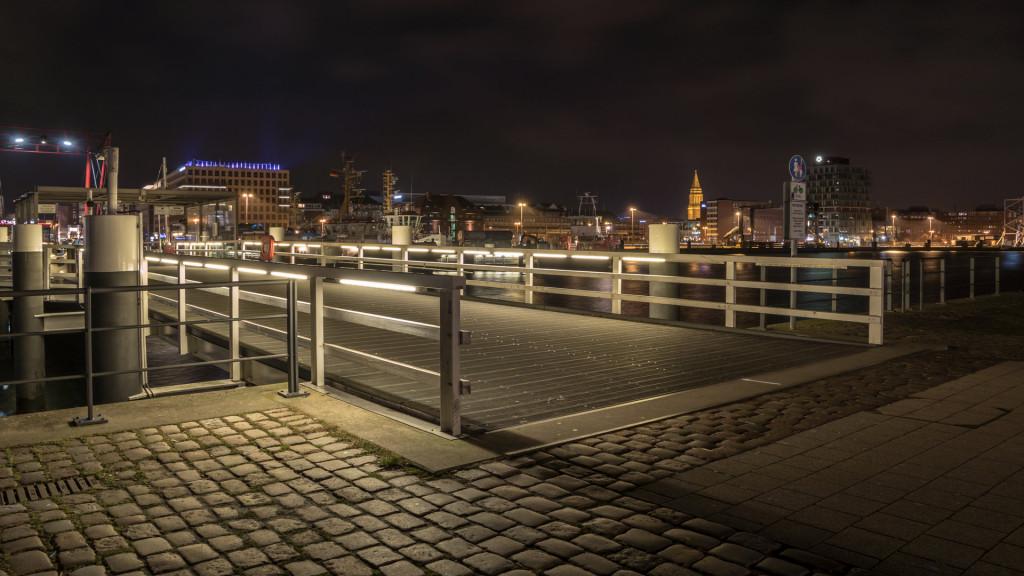 LIFA - LED Beleuchtung Hafen